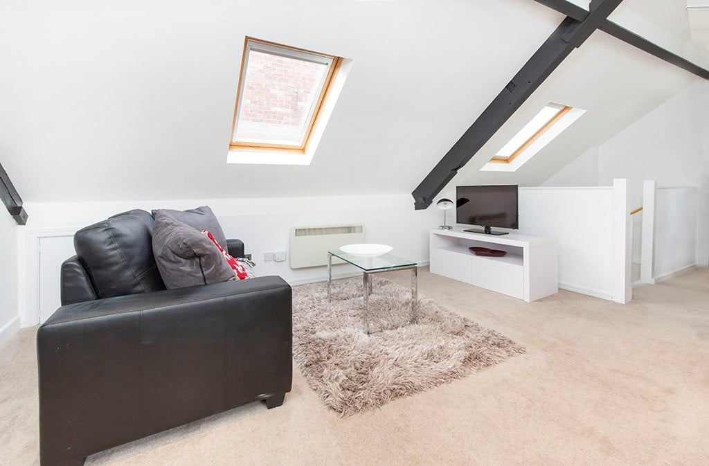 Pecketts Loft York To Let By Anderton McClements