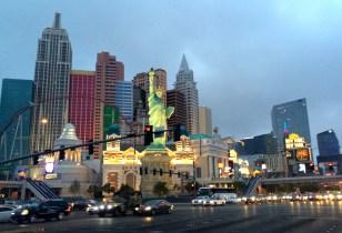 Las Vegas drive-by.