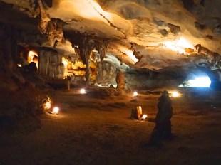 Cave tour.