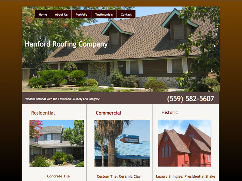 Hanford Roofing