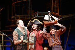 PlayMakers Repertory Company production of Peter and the Starcatcher. CREDIT: Jon Gardiner