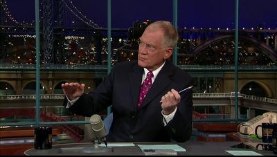 Letterman HD
