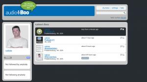AudioBoo Screenshot
