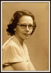 Marion Baker Rush - March 22, 1930 - April 16, 2013