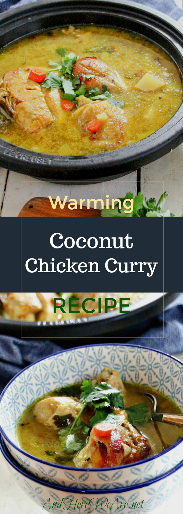 Chicken Curry with Coconut Milk