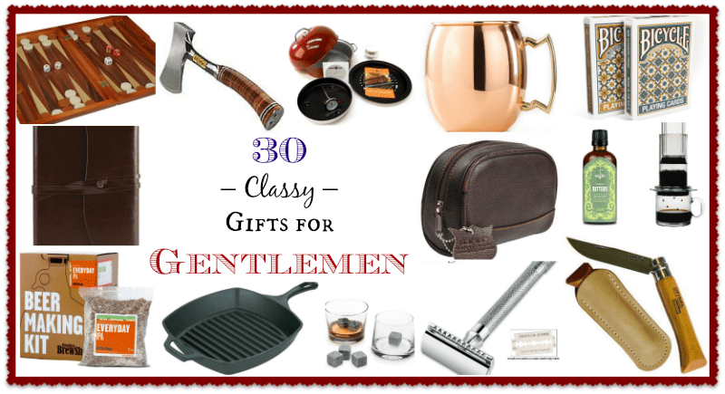 30 classy gifts
