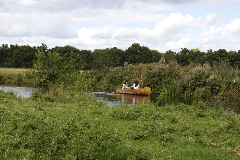A Visit To Idyllic Dedham Part Of Constable Country