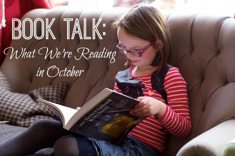 Book Talk October