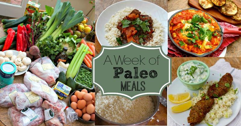 A-Week-of-Paleo-Meals
