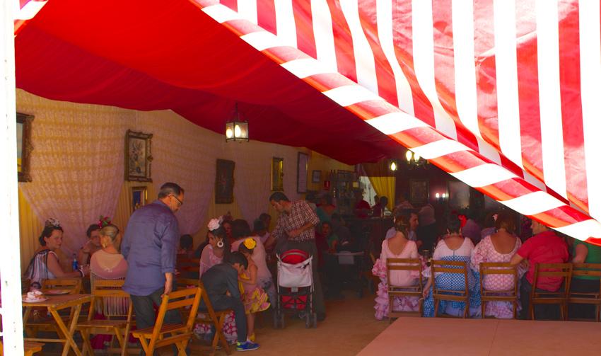 Caseta at Feria