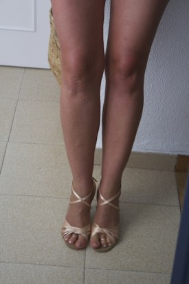 Scars and Heels