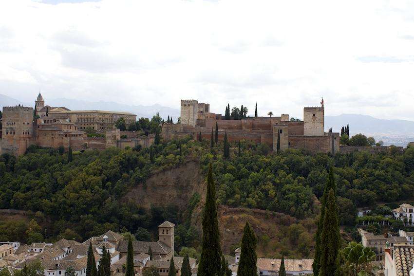 Trip to Granada, Spain 6