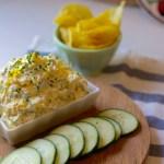 Egg Salad with Yogurt, Lemon and Dill
