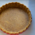 Grain-free Hazelnut Pie Crust