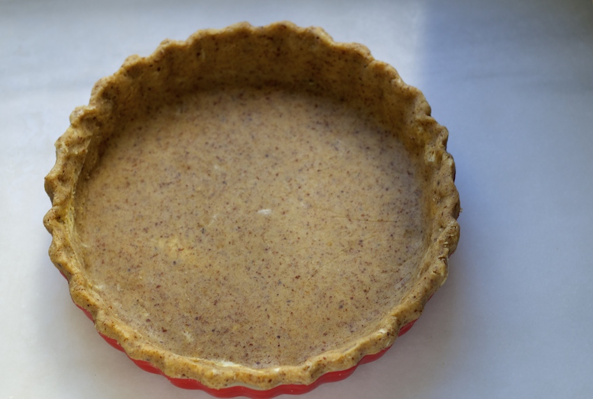 Hazelnut Pie Crust