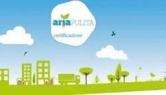 aria pulita certificazione