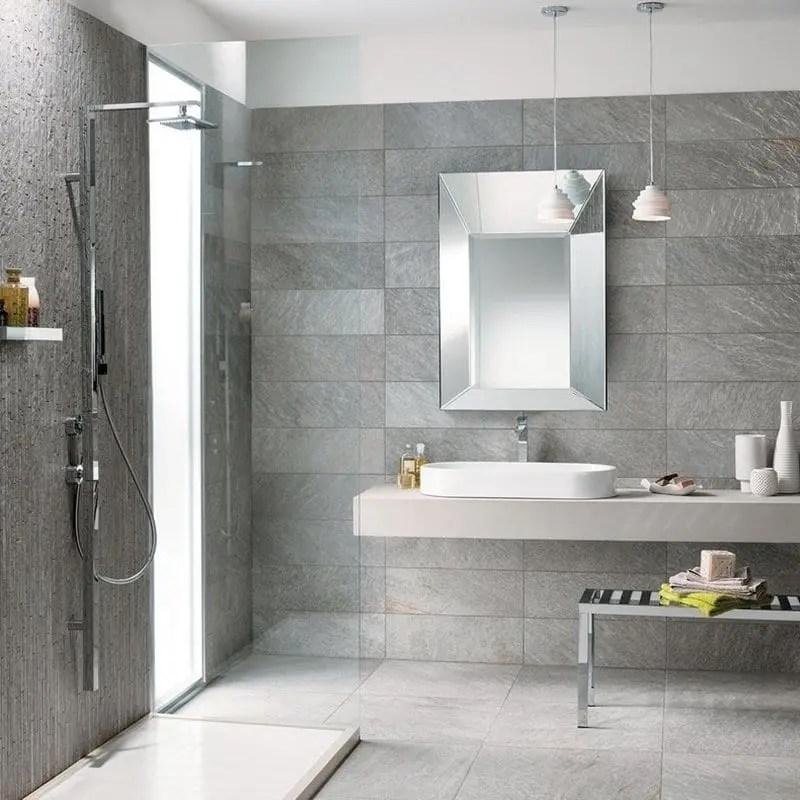 Bagni moderni con doccia pietra pannelli doccia prezzi schermata alle la veneta s r l di bagno - Bagni moderni con doccia ...