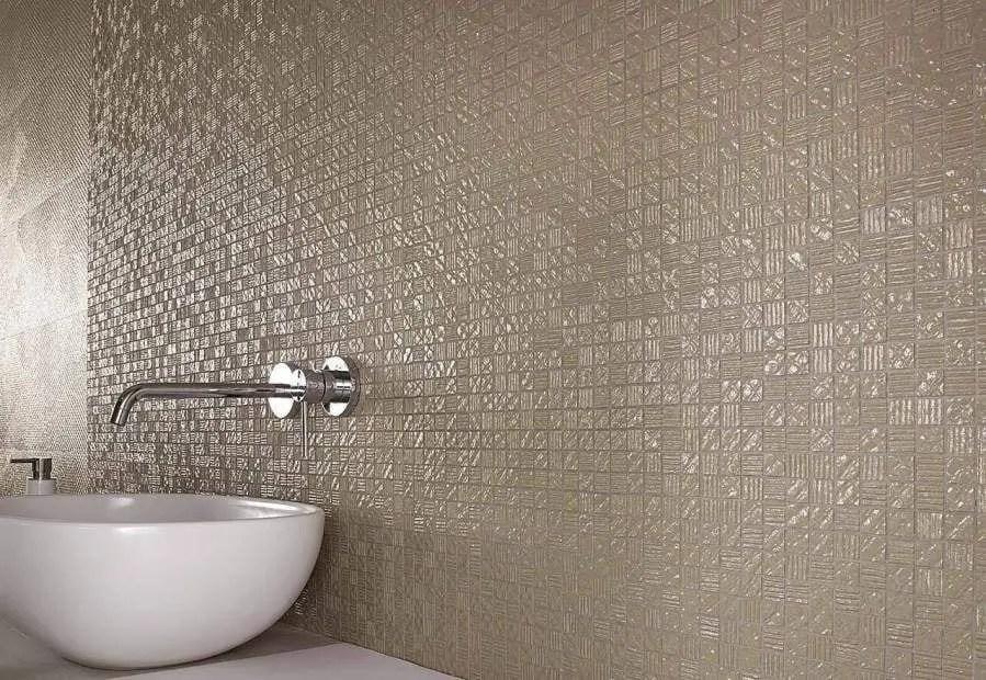 bagni » foto bagni moderni con mosaico - galleria foto delle ... - Bagni Con Mosaico Moderni