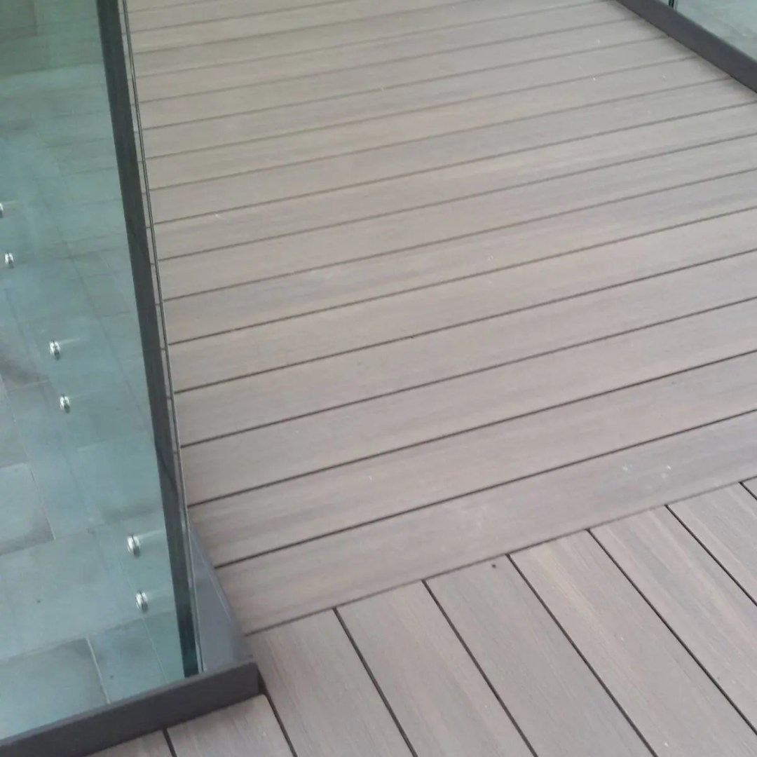 Pavimenti decking