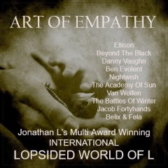 @Lopsided World Of L -SUNDAY August 2, 8pm