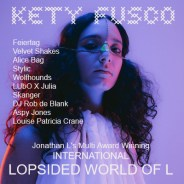 @Lopsided World Of L -SUNDAY June 21, 8pm
