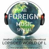 @LopsidedWorld Of L -SUNDAY March 24, 8pm