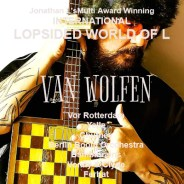 @Lopsided World Of L -SUNDAY October 25, 8pm