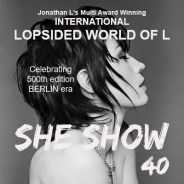 @Lopsided World Of L -SUNDAY October 4 & 11, 8pm