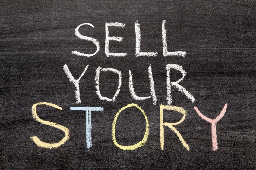 sell your story