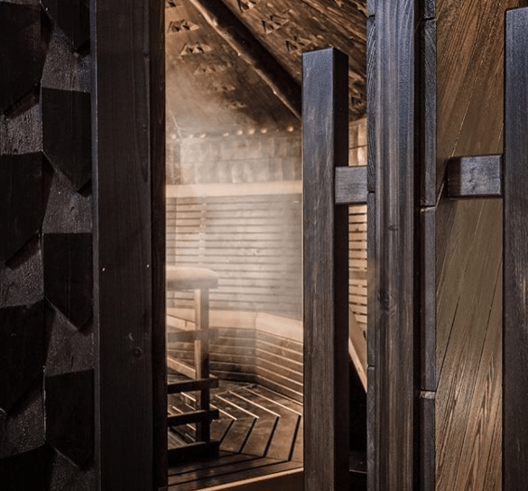 Sauna in Helsinki, Finland