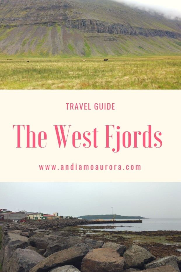 travel guide for the west fjords iceland