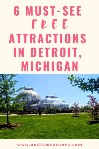 6 must see free attractions in detroit, michigan, usa