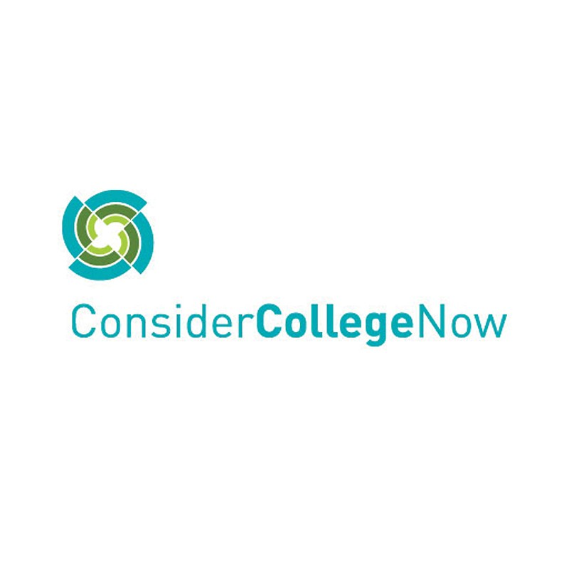 Consider College Now Logo