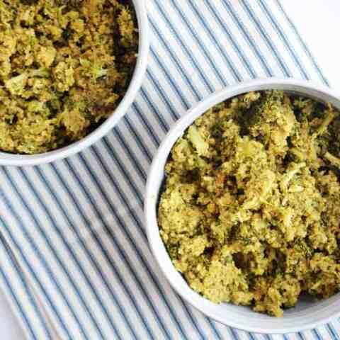 Quinoa Broccoli Bowl