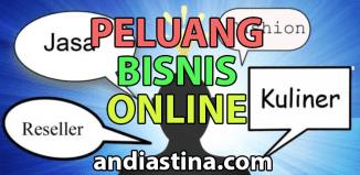 Bisnis Online Dengan Modal Kecil