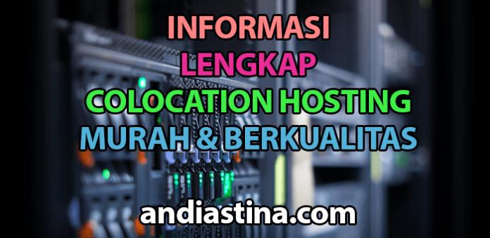 informasi colocation hosting