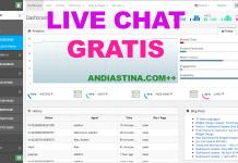 live chat gratis tawkto untuk website