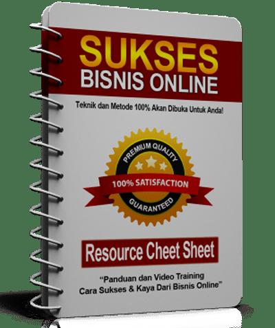 resource SUKSES BISNIS ONLINE