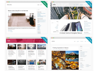 theme wordpress untuk blogging
