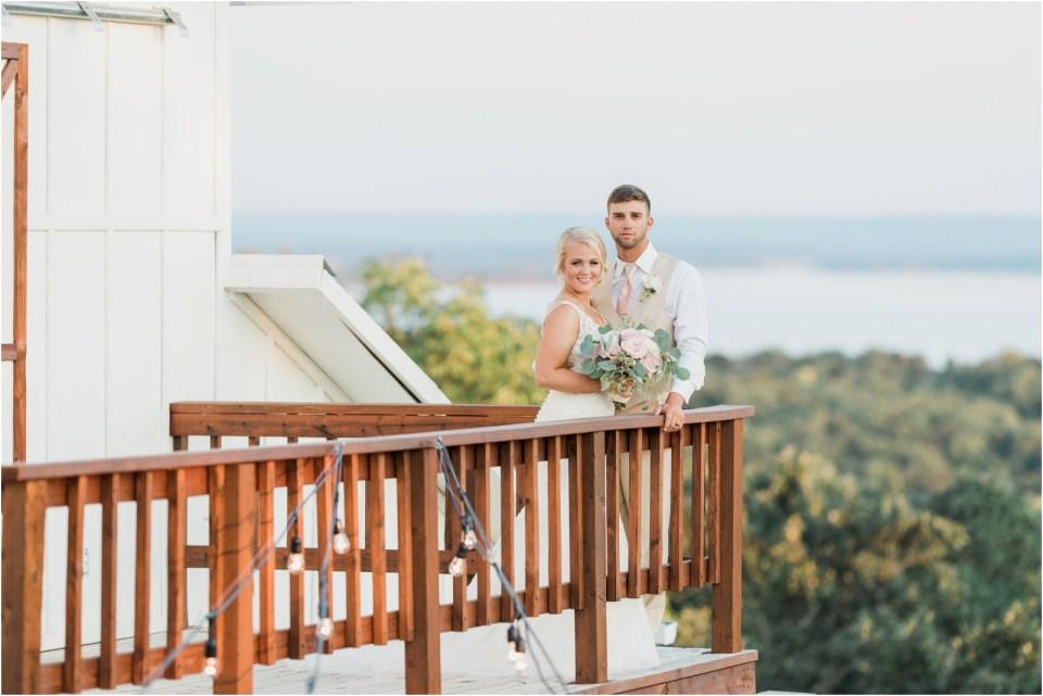 Lake wedding oklahoma