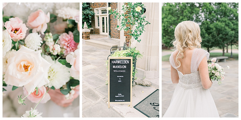 All the pretty details for the Brides session.