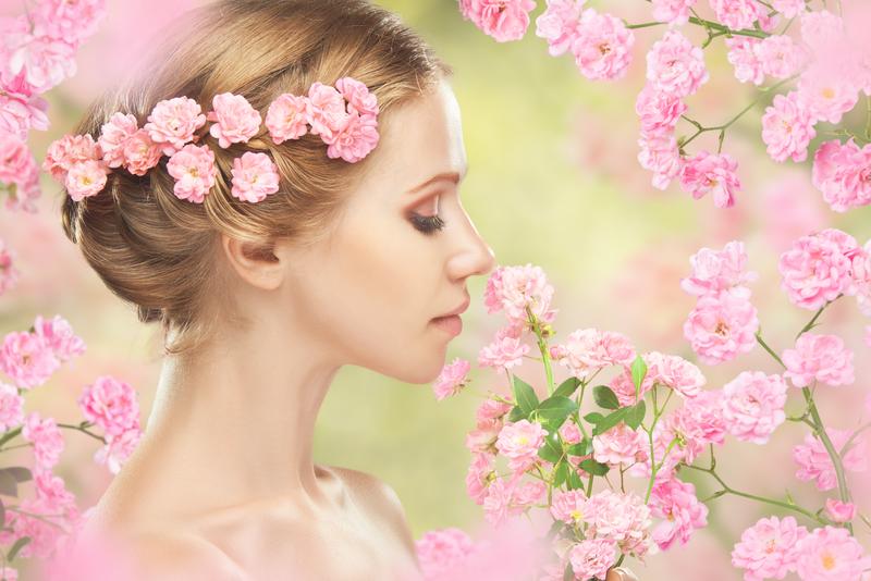 softe gentle femininity gentle woman