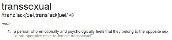 transsexual