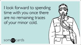 minor cold