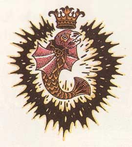 Ilustraţie cu peştişorul de aur