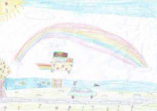 Andrada Giurgiu, 7 ani