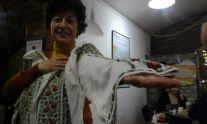 Priviți ce minunăție de chimeșă și-a cusut Cristina!