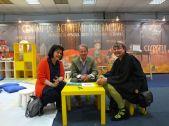 Împreună cu Mårten Sandén și Arina Stoenescu