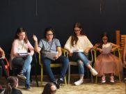 Viața ca o poveste / spectacol lectură la Cărturești