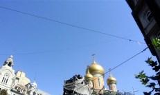 Biserica rusă, fără schele...